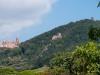 De tre slotten Saint-Ulrich, Giersberg, och haut-Ribeaupierre