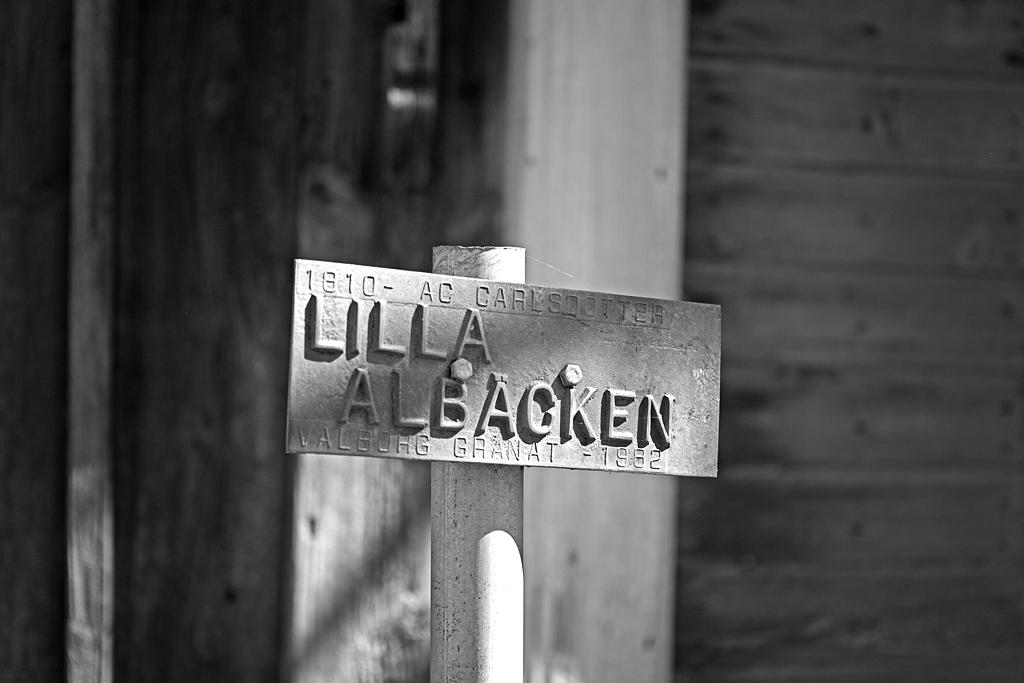 Lilla Albäcken